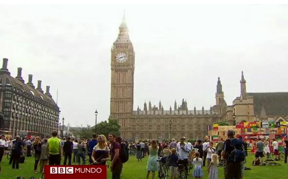 Londres 2012: campanada olímpica en todo Reino Unido