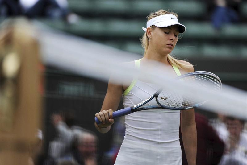 Tag Heuer y Porsche se suman a Nike y terminan contrato por doping de la atleta mejor pagada de 2015, María Sharapova
