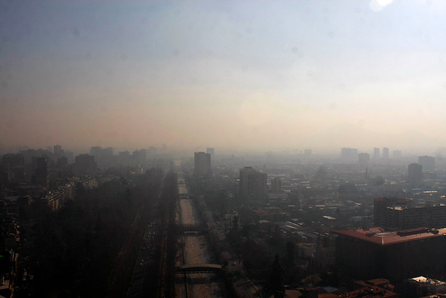 Intendencia Metropolitana mantiene para este viernes el estado de alerta ambiental