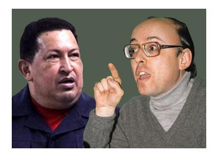 La UDI, Chávez y la naturaleza del Zoo-Populismo