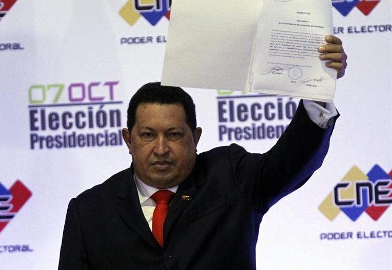 La nueva etapa del Presidente Chávez