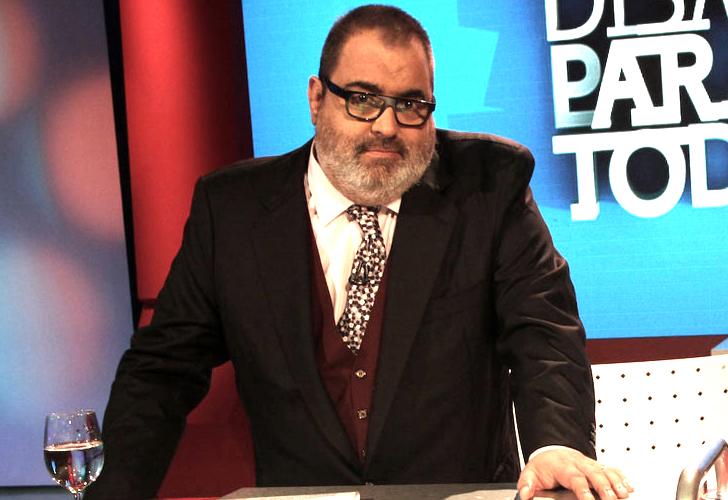 Retienen en Venezuela al periodista argentino Jorge Lanata y le borran todo su material periodístico