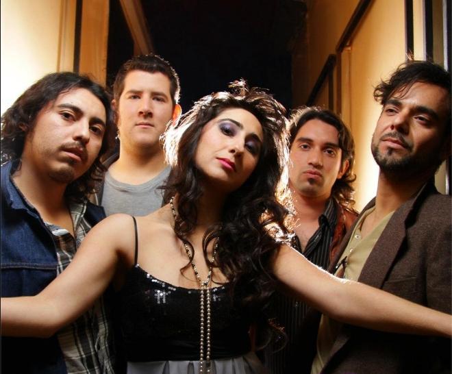 """""""Amor Artificial"""", el single debut de Marcia González y su banda Meridiano"""
