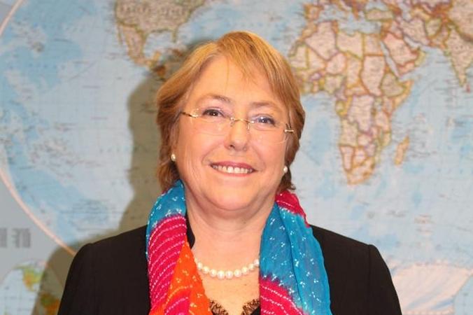 Bachelet pide ante el Consejo de Seguridad de la ONU