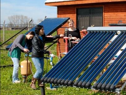 Estudiantes chilenos se capacitan gratuitamente en el desarrollo de la educación agroindustrial