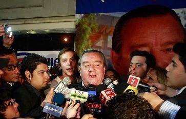 El comentado brindis electoral en el Ministerio del Interior por la derrota de Labbé