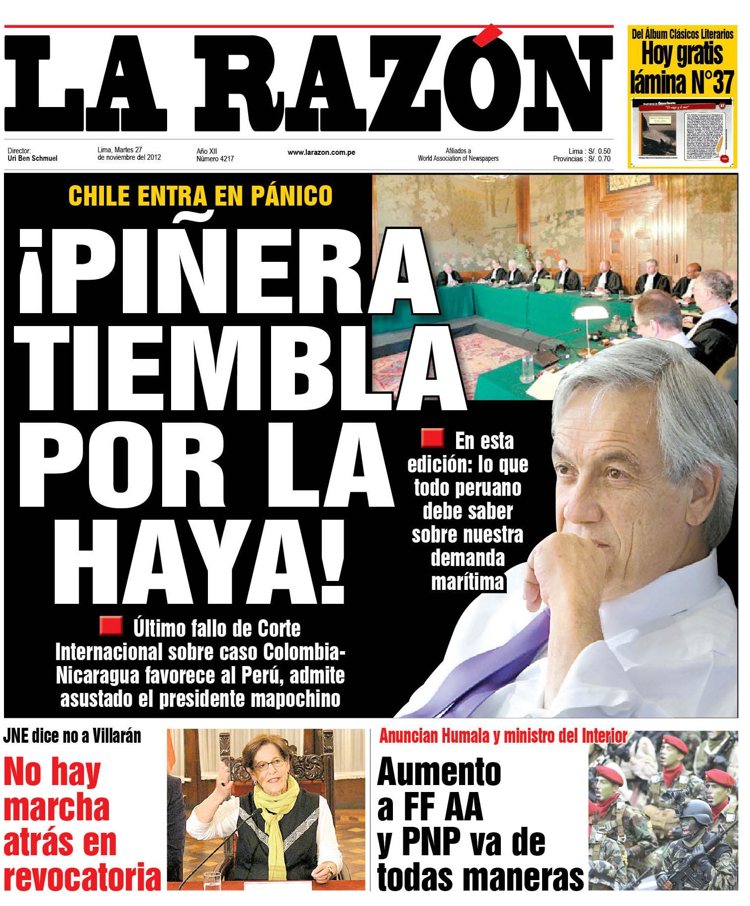 la prensa peru: