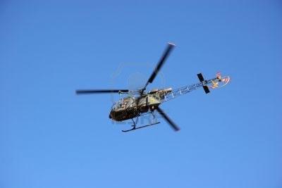 Mueren ocho militares al estrellarse helicóptero en el sur de Marruecos