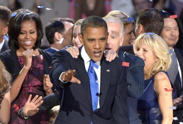 Obama, el resultado