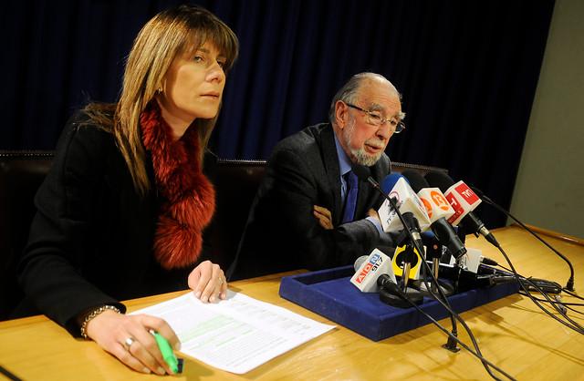 Ximena Rincón y Mariano Ruiz-Esquide explican a través de carta abierta por qué el acuerdo en pesca es