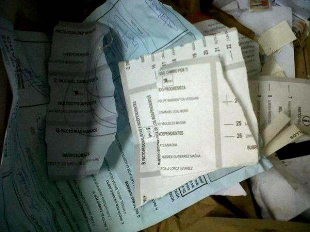 El padrón electoral bajo escrutinio
