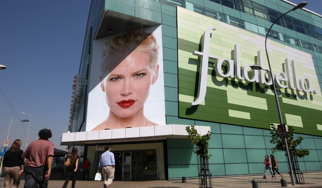 Falabella anuncia plan de inversiones por US$ 3.923 millones hasta 2017