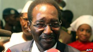 En 2007 Traore fue elegido presidente de la Asamblea Nacional.