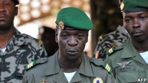 Sanogo recibió entrenamiento militar en EE.UU.