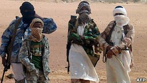 Los grupos rebeldes involucrados en la crisis tienen objetivos diferentes.