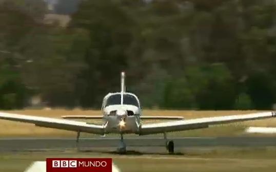 Australia: el aterrizaje de emergencia de un piloto en práctica