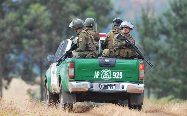 Militarizar la Araucanía: mala idea