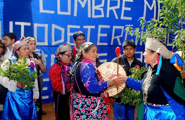 Conflicto chileno- mapuche: ¡Viva la Unión!