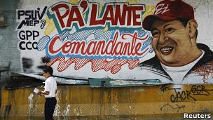 """La salud del presidente venezolano sigue """"estacionaria""""."""
