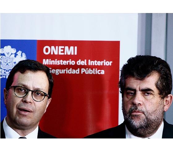 La formalización por contrabando que afecta a ejecutivos de Cencosud y salpica al Ministerio del Interior