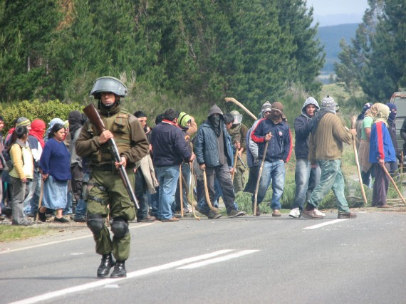 Se filtra informe de la ANI sobre conflicto en La Araucanía