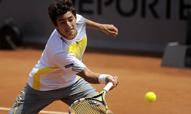 Christian Garín cae en la primera ronda de la clasificación del Masters de Miami