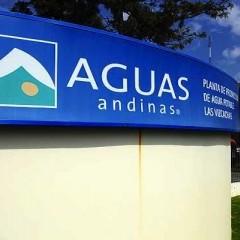 Aguas Andinas por corte general de agua: