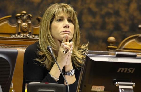 Senadora Rincón (DC) desestima error en acusación constitucional y apunta a responsabilidad de la defensa por no