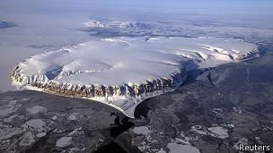 Estudio asegura que CO2 cambia la química de las aguas del Ártico