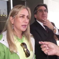 Diputada Isasi presenta dos querellas en contra de su par Hugo Gutiérrez