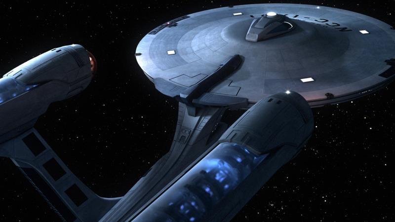 J.J. Abrams guía de nuevo al Enterprise al espacio profundo