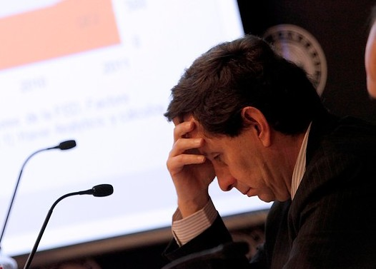 Credit Suisse, Santander y De Gregorio: todos de acuerdo que el ciclo expansivo de la economía terminó