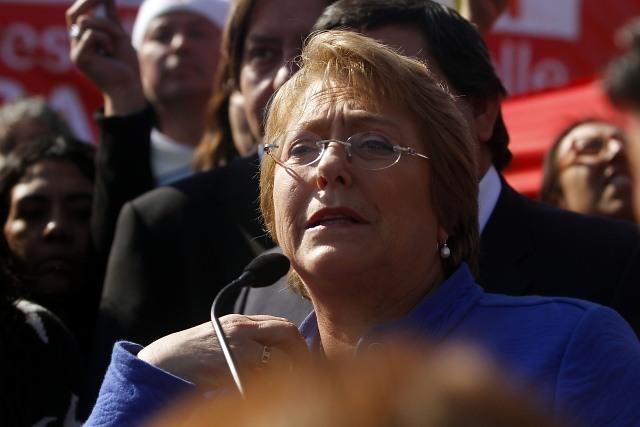 Bachelet asegura por caso por 27/F: