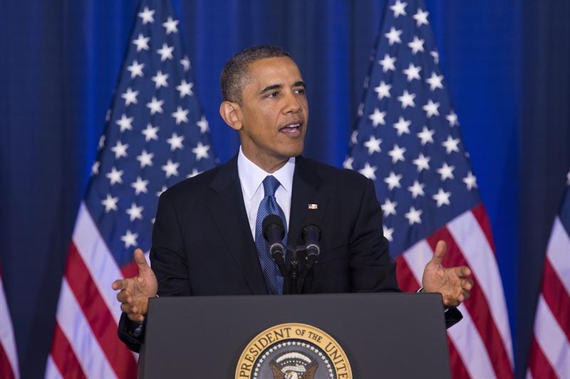 Obama promete lucha antiterrorista transparente y plan para cerrar Guantánamo