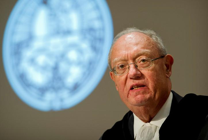 El informe secreto que puede complicar al juez de Chile ante La Haya