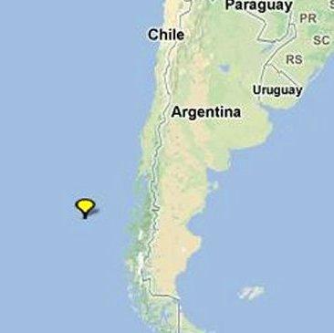 Sismo de 6,8 grados sacude costas de la Región de Aysén: se descarta tsunami