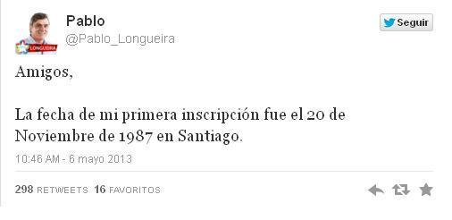 Twitter de Longueira s3