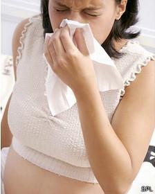 La influenza durante el embarazo puede afectar a los bebés más adelante.