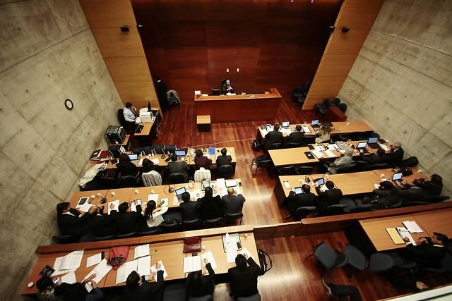 Tribunal analiza petición de sobreseimiento de los imputados del caso tsunami