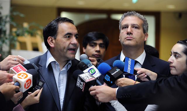 Oposición fustiga ausencia de ministros en sesión especial por denuncias de manipulacion de datos del INE