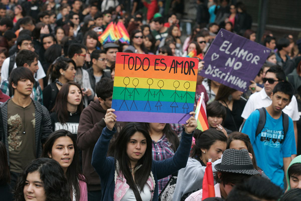 Movilh exigirá aprobación del AVP en Marcha por la Igualdad de sábado 11 de mayo