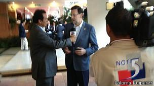 La accidentada entrevista a Rajoy que no fue