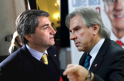 La UDI no logra apaciguar los ánimos en Los Lagos tras nominación de Moreira al Senado