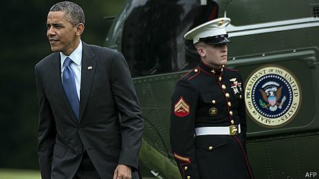 Si Obama pudiera ser calificado de intervencionista liberal, sería uno cauteloso.