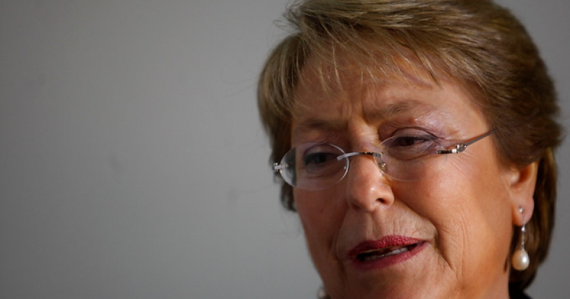 Bachelet y Censo 2012: