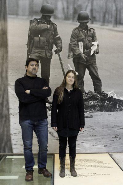 Ramón Castillo y Leonor CastañedaFoto: Javier Liaño