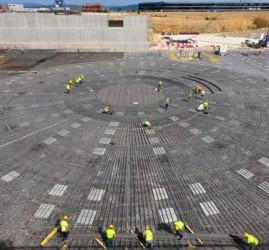 La construcción del reactor ITER es todo un desafío tecnológico.