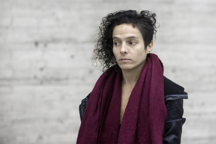 Florencia Mazzadi, Directora CineMigranteFoto: Javier Liaño