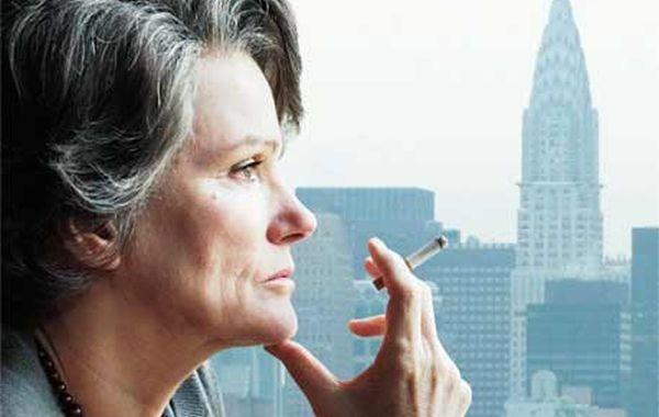 Imagen de la película Hannah Arendt, de Margarette Von Trotta