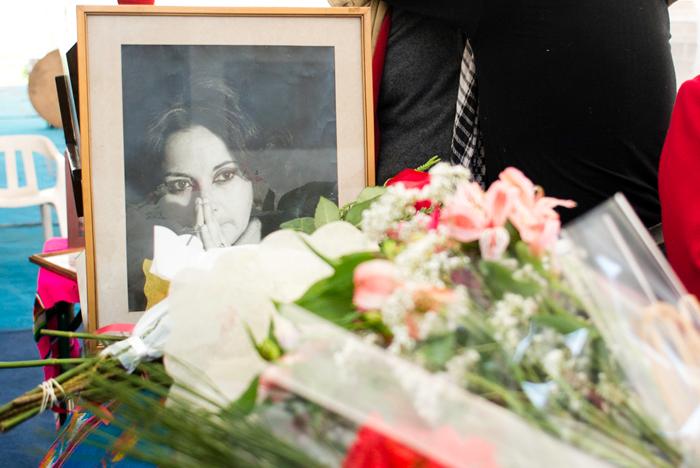 A los 68 años falleció Rebeca GodoyFoto: Javier Liaño